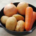 シチューの具材の切り方!子供が野菜嫌いでも食べれる大きさや形は?