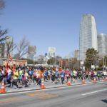 東京マラソン2018日程やコース・交通規制や時間規制は?迂回ルートマップ情報も